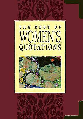 Picture of The Best of Women's Quotations