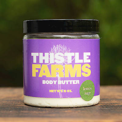 Picture of Thistle Farms Body Butter - Lemon Sage