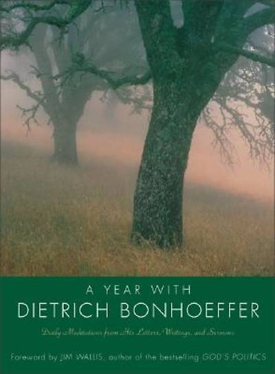 Picture of A Year with Dietrich Bonhoeffer
