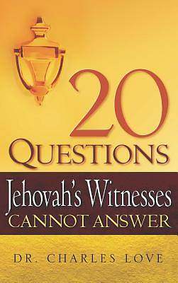 Picture of 20 Questions Jehovah's Witnesses Cannot Answer