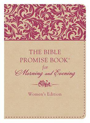 Picture of The Bible Promise Book for Morning and Evening