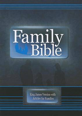 King James Version Family Bible