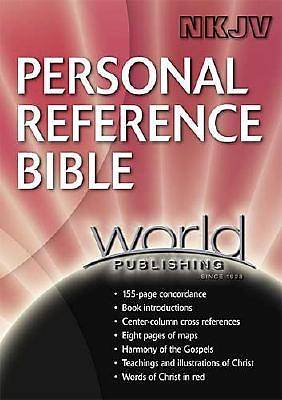Personal Reference Bible-NKJV