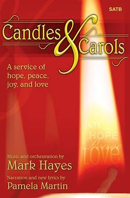 Candles and Carols SATB Choral Book