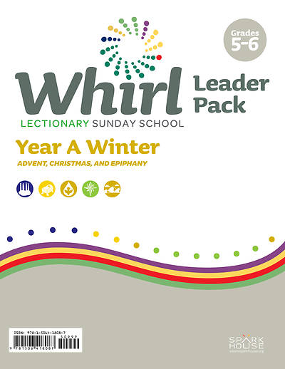 Whirl Lectionary Grades 5-6 Leader Guide Winter Year A