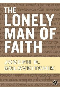 Picture of The Lonely Man of Faith