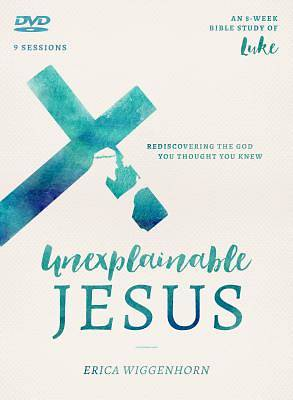 Picture of The Unexplainable Jesus DVD