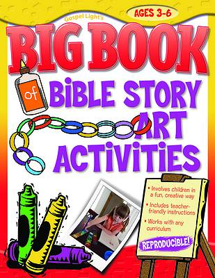 The Big Book of Bible Story Art Activities