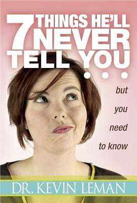 Picture of 7 Things He'll Never Tell You [ePub Ebook]
