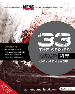 33 the Series - A Man and His Work [Vol 4] (DVD Leader Kit)