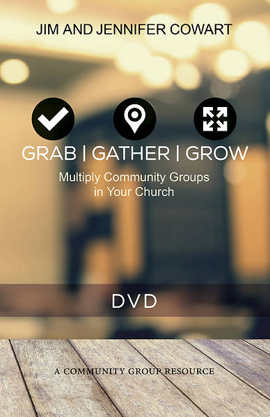 Picture of Grab, Gather, Grow: DVD