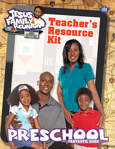UMI VBS 2013 Jesus Family Reunion: Preschool Teacher Resource Kit