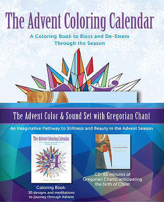 The Advent Color and Sound Set with Gregorian Chant