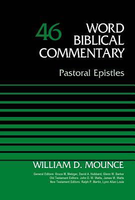 Picture of Pastoral Epistles, Volume 46
