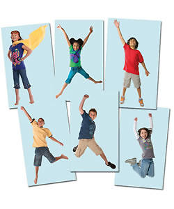 Group Vacation Bible School 2012 Sky Kids Poster Pack (set of 6)