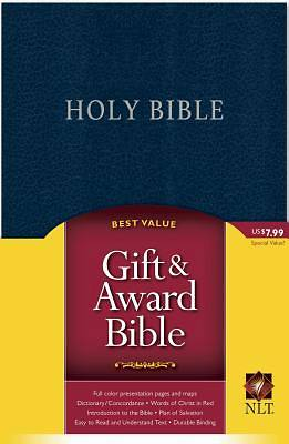 New Living Translation Gift and Award Bible