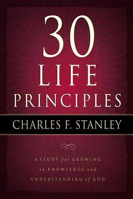Picture of 30 Life Principles Study Guide