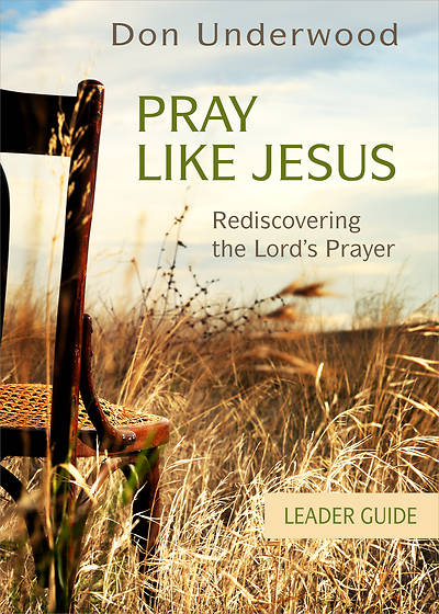 Picture of Pray Like Jesus Leader Guide - eBook [ePub]