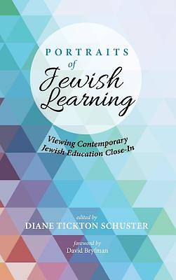 Picture of Portraits of Jewish Learning