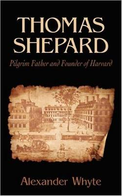 Picture of Thomas Shepard, Pilgrim Father and Founder of Harvard