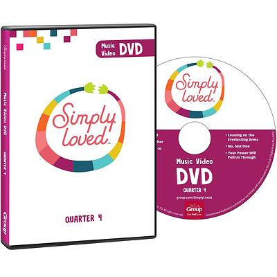 Picture of Simply Loved Q4 PreK-Elementary Music Video DVD