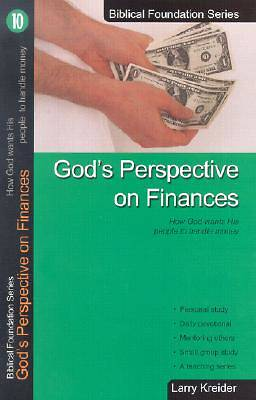 Gods Perspective on Finances