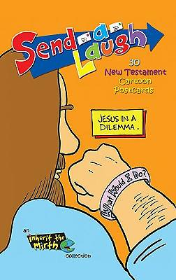 30 New Testament Cartoon Postcards