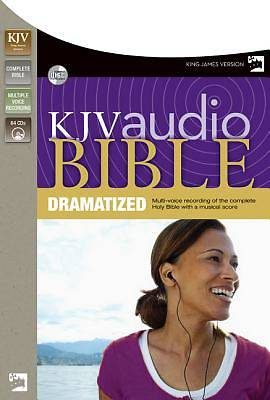 Picture of Dramatized Bible-KJV