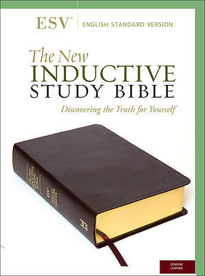 The New Inductive Study Bible (ESV)