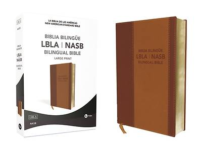 Picture of La Biblia de Las Americas / New American Standard Bible - Biblia Bilingue
