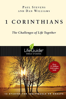Picture of LifeGuide Bible Study - 1 Corinthians