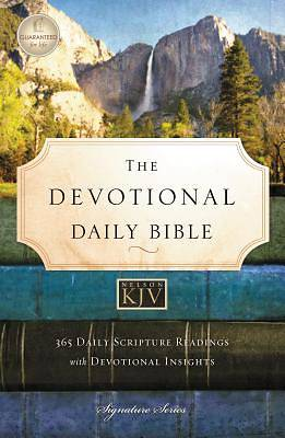 Daily Devotional Bible King James Version