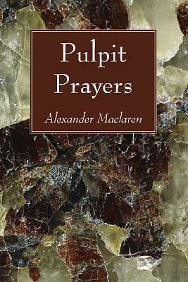 Picture of Pulpit Prayers