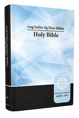 Picture of Tagalog, Niv, Tagalog/English Bilingual Bible, Hardcover