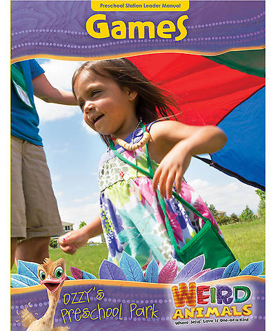 Group VBS 2014 Weird Animals Ozzys Preschool Park Games Leader Manual