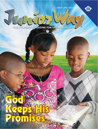 UMI Juniorway Student Magazine Spring 2014