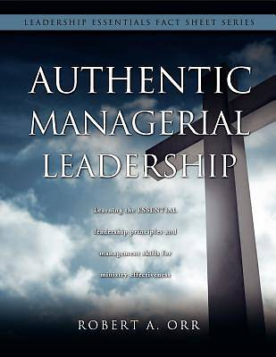 Authentic Managerial Leadership