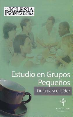 Picture of Peacemaking Church Leader Guide Spanish