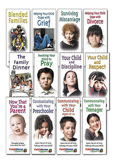 Picture of FaithHome for Parents Core Topics (Package of 12)