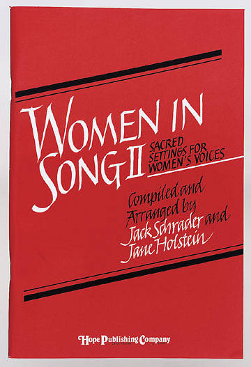 Women In Song II Choral Book