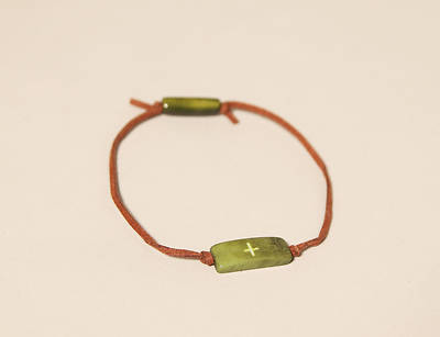 Picture of 1 Wish Bracelet - Green