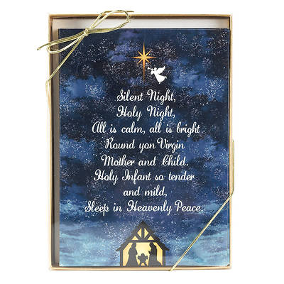 Picture of Sleep in Heavenly Peace Boxed 12 Cards