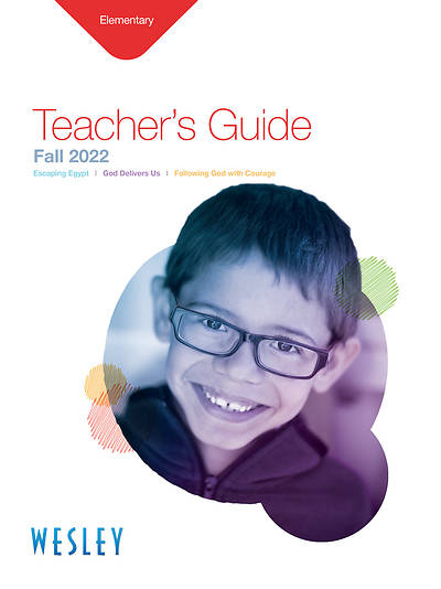 Wesley Elementary Teachers Guide Fall