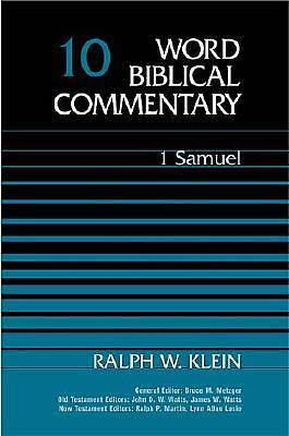 Word Biblical Commentary - First Samuel