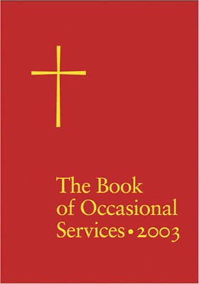 Picture of The Book of Occasional Services 2003 Edition