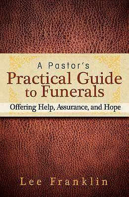 Picture of A Pastor's Practical Guide to Funerals - eBook [Adobe]