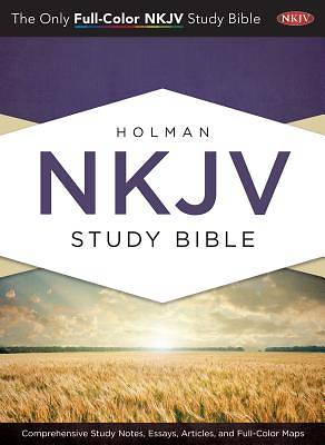 Picture of Holman Study Bible NKJV Edition