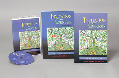 Picture of Invitation to Genesis: Planning Kit
