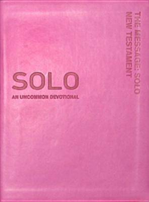 Picture of Message: Solo New Testament Bible