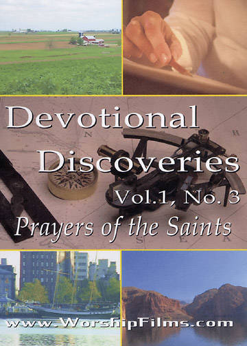 Devotional Discoveries Volume 1 Number 3